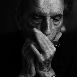 Harry Dean Stanton; partly fiction
